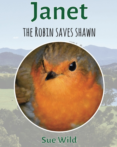 Click here to buy Janet the Robin saves Shawn